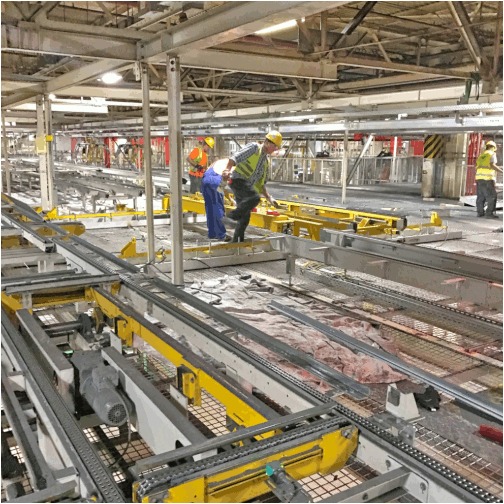 Installation, Optimization and Maintenance