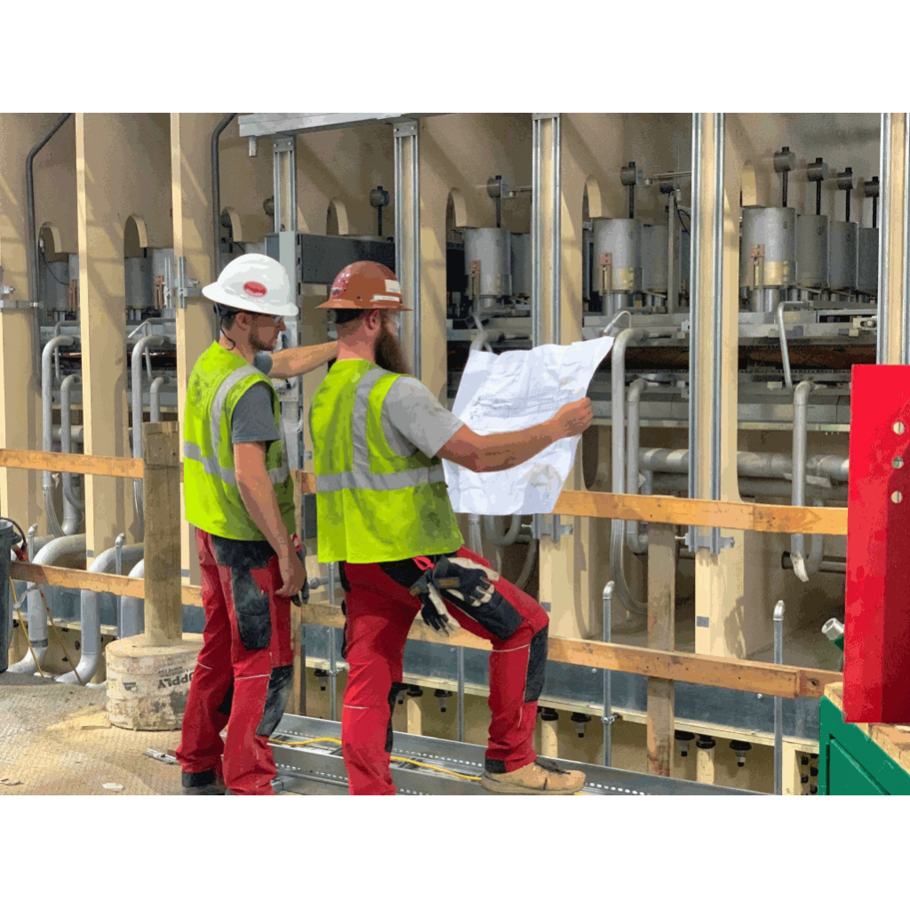Installation, Supervision and Engineering